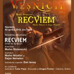 Lansarea albumului RECVIEM